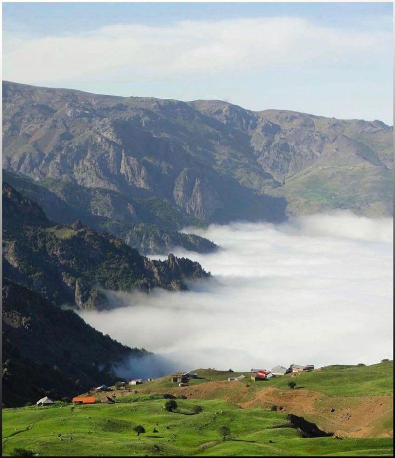 جنگل ابر یا ییلاق سوباتان