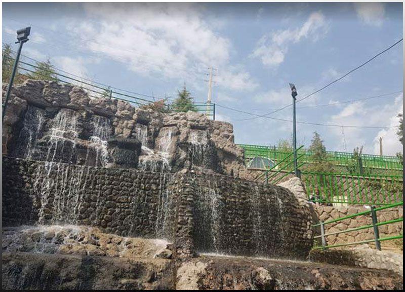 چشمه اعلای دماوند تهران