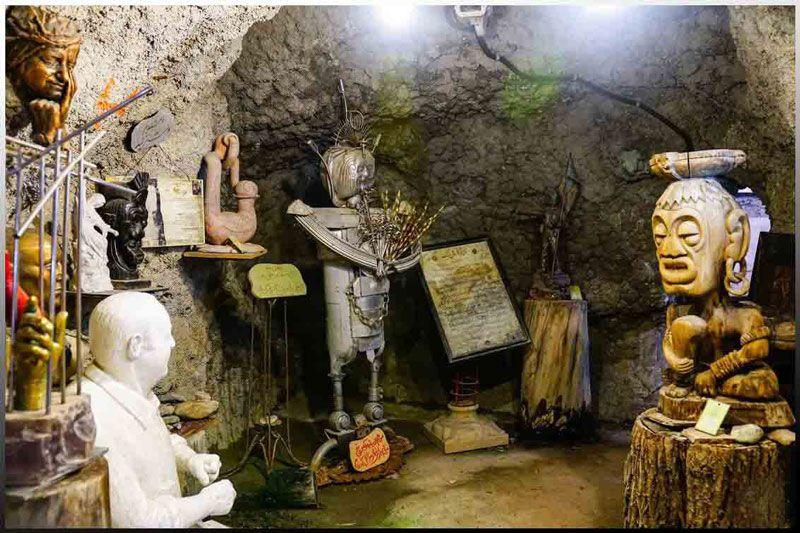 غاز موزه وزیری لواسان