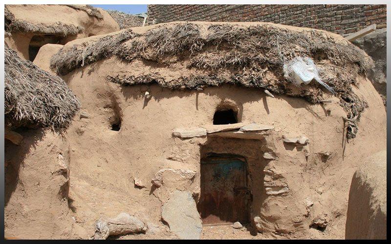 روستای ماخونیک، نمونه ای از خانه های روستا